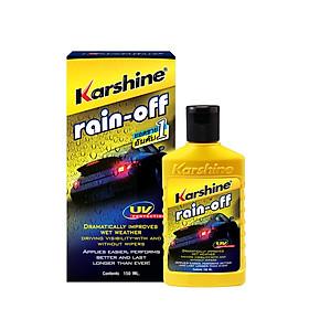 Dung dịch chống bám nước trên kính xe Karshine KA-RO150