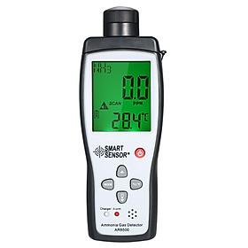Máy Đo Nồng Độ Amonia Kỹ Thuật Số Có Màn Hình Smart Sensor