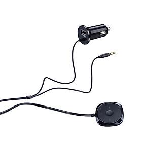 Máy Phát Nhạc Bluetooth Cổng Sạc USB Cho Xe Ô Tô