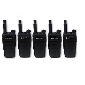 Bộ 5 Bộ đàm CP318 Motorola - Hàng Chính Hãng
