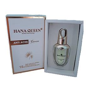 Kem Ngừa Mụn  Hana Queen - Anti Acnes Cream  Hana Queen