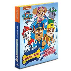 Paw Patrol Pup's Away! Activity Folder