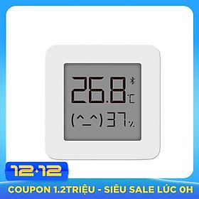 Máy đo nhiệt độ kế XIAOMI MIJIA 2 Máy đo độ ẩm Bluetooth