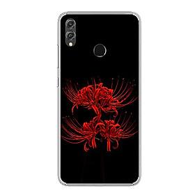 Ốp lưng dẻo cho điện thoại Huawei Honor 8X - 0427 HIGANBANA - Hàng Chính Hãng