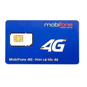 SIM 4G MOBIFONE MAX BĂNG THÔNG MIỄN PHÍ TRỌN GÓI 1 NĂM không giới hạn dung lượng dùng cho điện thoại di động,phát wifi,camera,đồng hồ thông minh,dcom - Hàng chính hãng
