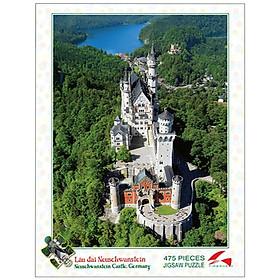Xếp Hình 475 Mảnh - Lâu Đài Neuschwanstein 475-033