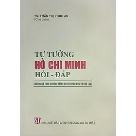 Tư Tưởng Hồ Chí Minh Hỏi - Đáp