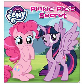 My Little Pony Story Board - Pinkie Pie's Secret