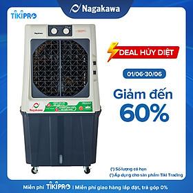Máy Làm Mát Không Khí Nagakawa NFC668 (80L - 3 tốc độ - 220W) - Hàng Chính Hãng