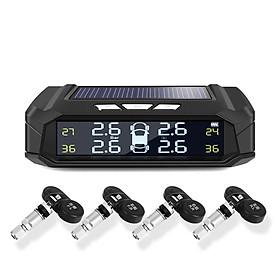 Tire Pressure Monitoring Tire Pressure Alarm New 4PCS Sensor TPMS Car Vehicles