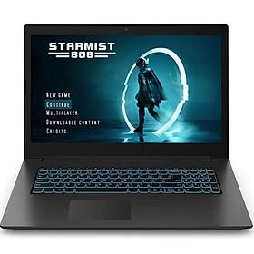 Laptop Lenovo IdeaPad L340-15IRH 81LK01GLVN (Core i7-9750HF/ 8GB DDR4 2666MHz/ 256GB SSD M.2 2242 NVMe/ GTX 1050 3GB GDDR5/ 15.6 FHD IPS/ Win10) - Hàng Chính Hãng