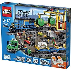 Lego 60052 Xe Lửa Chở Hàng
