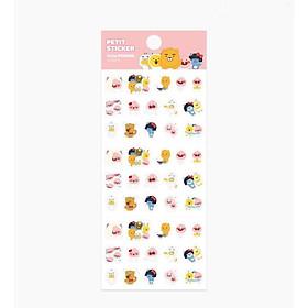 Sticker Petit Kakao