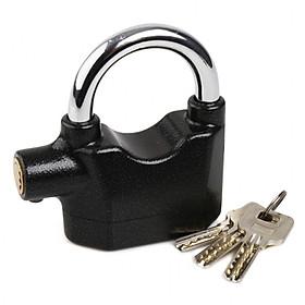 Khóa chống trộm cảm biến còi báo động các loại xe(Giao màu ngẫu nhiên)