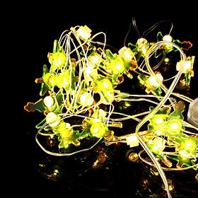 Dây đèn led trang trí hình cây thông Noel GV-ML4