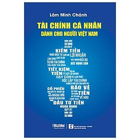 Tài Chính Cá Nhân Dành Cho Người Việt Nam - Tặng Kèm Khóa Học Online Về Tài Chính Cá Nhân (In Lần 2)