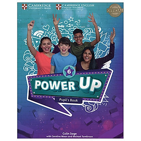 Power Up Level 6 Pupil's Book
