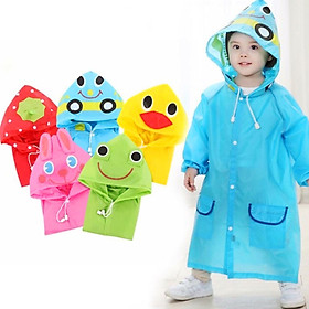 Áo mưa cho bé