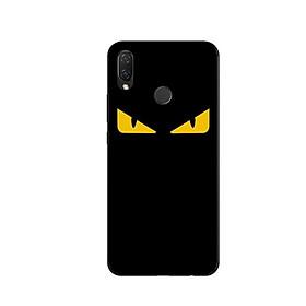 Ốp Lưng Dẻo Cho Điện thoại Huawei Nova 3i - Monster 02