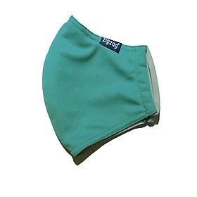 Khẩu trang chống nắng UPF50+ xanh nhạt Zigzag MAS00113
