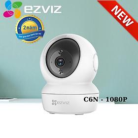 Camera IP Wifi Ezviz C6N 1080p - Hàng Chính Hãng