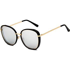 Women's Glasses Casual Colorful Eyeglasses Round Retro Classic Sunglasses