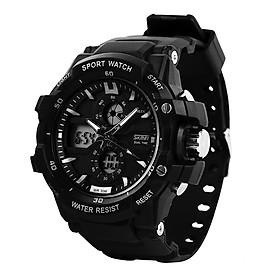 Đồng hồ nam thể thao Skmei 0990 dây cao su thời trang
