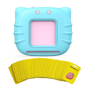 English Enlightenment Card Type Early Education Machine Toddler learning Toys Electronic Learning Toys Suitable for