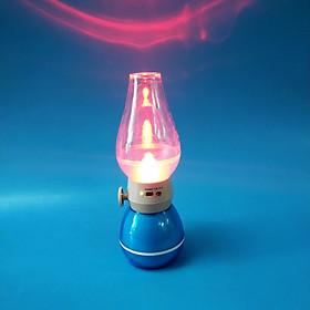 Đèn led cảm biến thổi tắt mã QL-809 ánh sáng đỏ