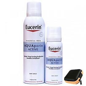 Combo xịt khoáng Eucerin 150ml + 50ml (có quà tặng)