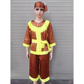 Bộ đồ hóa trang chú cuội cho bé chơi Trung Thu, Halloween