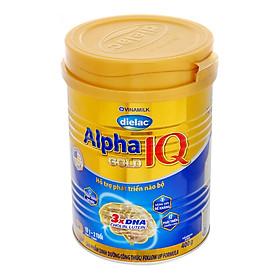 Sữa Bột Vinamilk Dielac Alpha Gold IQ Step 3 Hộp Thiếc (900g)