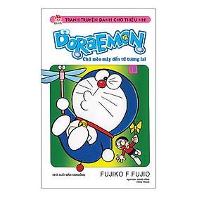 Doraemon - Chú Mèo Máy Đến Từ Tương Lai Tập 18 (Tái Bản 2019)