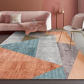 Nordic Living Room Carpet Home Kids Room Decoration Floor Rug Bedroom Washable Bedside Mat