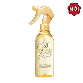 Xịt Dưỡng Tóc Phục Hồi Hư Tổn Ngăn Rụng Tsubaki Premium Repair Hair Water Nhật 220ml-2