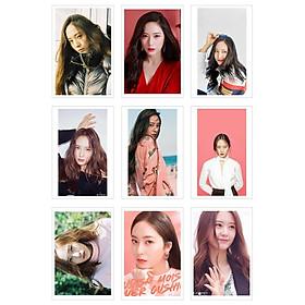 Lomo Card Ảnh KRYSTAL JUNG - 36 ảnh