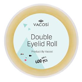 Cuộn Dán Mí 600 Miếng Vacosi Double Eyelid Roll