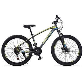 XE đạp địa hình hiệu FORNIX Climber, vòng bánh 26', màu Xám Vàng