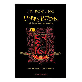 Harry Potter And The Prisoner Of Azkaban (Gryffindor Edition Hardback) (English Book)
