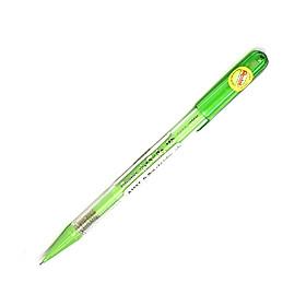 Bút Chì Bấm Nắp Đậy - Pentel A155T-D 0.5 - Màu Xanh Lá