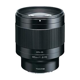 Ống kính Tokina atx-m 85mm F1.8 FE For Sony Emount - Hàng Chính Hãng.