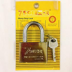 Ổ khóa Solex vàng cao cấp - loại 50mm