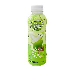 Nước Trái Cây Dừa Thạch Dừa A-Dew 450ml (Chai)