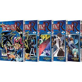 Yu-Gi-Oh! R Box Set (Trọn Bộ 5 Tập )