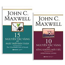 Combo Sách : 15 Nguyên Tắc Vàng Về Phát Triển Bản Thân + 10 Nguyên Tắc Vàng Để Sống Không Hối Tiếc