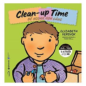 [Download Sách] Bé Ngoan Gọn Gàng - Clean Up Time
