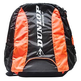 Balo Đựng Vợt Dunlop Revolutio Backpack OR1 (60 x 30 cm) - Cam Phối Đen