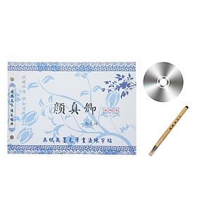 Bộ tập viết bút lông vải ma thuật chấm nước viết xong tự bay màu Thanh Hoa Sứ + DVD quà tặng