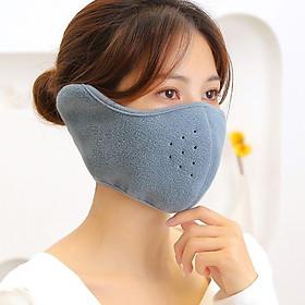 Khẩu trang ninja che kín mặt kín cổ thêm kính bảo vệ mắt chống nước bọt băn chống bụi nắng gió