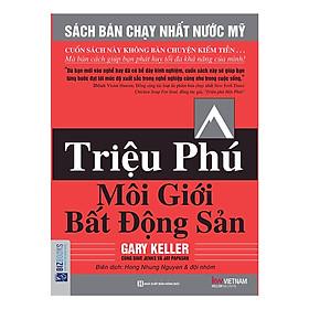 Triệu Phú Môi Giới Bất Động Sản Tặng cuốn sổ tay vdt